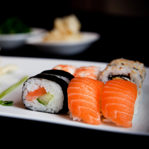 Själva essensen av Noble House Sushi är ren och skär kärlek till det  japanska köket. Både det varma och det kalla. Sushi 89fe961cf16de